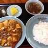 らんらん - 料理写真:麻婆飯・別皿(特注)