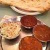 サムラート カレーハウス - 料理写真:3種カレーセット(ブラウニーチキン、マトン、野菜)