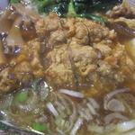中華料理紅蘭 - ポークラーメン