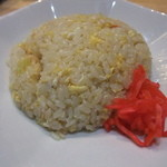 中華料理紅蘭 - 半カニチャーハン