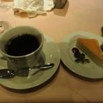 アルハムブラ - 自家製デザート コーヒー