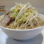歴史を刻め - 並(350g)ニンニク有、野菜マシ