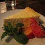 Mary Jane - チーズケーキ マンハッタンスタイル