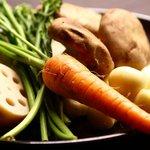 ミディアムレア - こだわり取れたて野菜