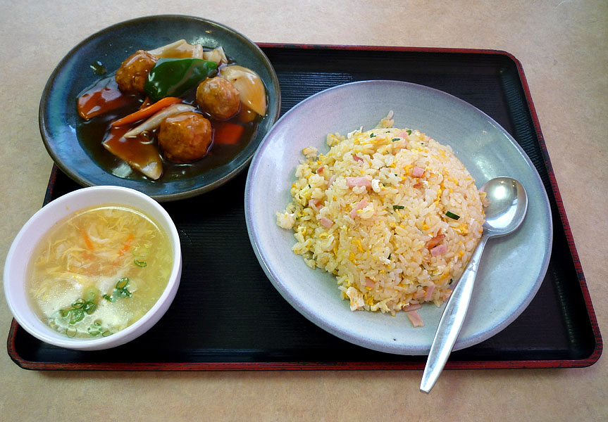 Chinese Restaurant 樹木