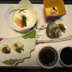 古仙 - 前菜