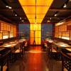 AJITO - 内観写真:テーブル席からも夜景が楽しめます