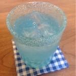 モカモカ - 料理写真:お水のグラス