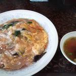 新華苑 - 料理写真:中華丼