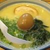 麺場 鶏源 - 料理写真:鶏白湯(塩) @¥600- (麺かため希望)