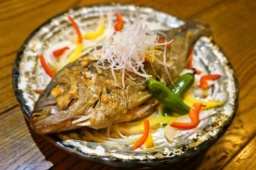 沖縄料理や、おすすめ料理1品サービス!