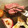 匠 - 料理写真:すべての食材をオリーブオイルで焼く新感覚鉄板焼