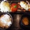 居酒屋 佐香や - 料理写真:佐香やMix定食