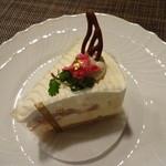 菓子工房pure - 桜のレアチーズ