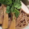 啜磨専科 - 料理写真:880円『ザ・しおつけ麺(並)240グラム』