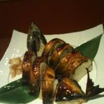 一旬 - 焼き鯖寿司 (2013.3)