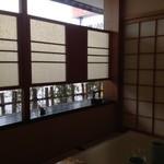 吟寿司 - 個室