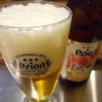ヨシナリ商店 - オリオンビール
