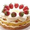 ドルチェマリリッサ - 料理写真:エンゼルケーキ