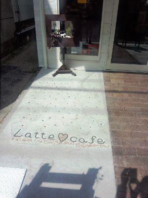 ラテハートカフェ