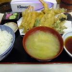 天房 - 天ぷら定食