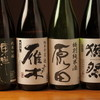 福の花 - 料理写真:獺祭、原田など山口の銘酒多数あります