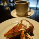 DADA CAFE - チーズケーキ
