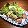 タイ国料理店 ラカン - 料理写真:ヤム・ヌア (牛肉のサラダ)