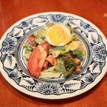エコ ロロニョン - レンズ豆のサラダ
