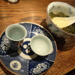 ハタケマメヒコ飯店 - 凍頂烏龍茶