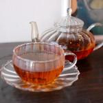 スマイルファームキッチン - 紅茶420円(ランチとセットで200円)