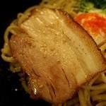 おっくん堂 - まぜ麺 並(冷や麺 3番) チャーシュー