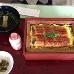 福岡国際カントリークラブ - うなぎのせいろ蒸し1,580円
