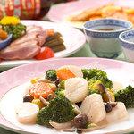 麗華 - 広東料理をベースにした本格中国料理をお手軽に!!お気軽に!!