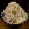豚五里羅Ⅱ - 料理写真:小ラーメン(野菜マシ、ニンニク追加)