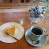 Atelier Kanon - 料理写真:日替わりケーキセット