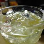 ゑびす - レモンハイボール350円