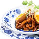 中華香彩JASMINE - メンマの田舎煮