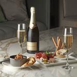 ザ パレス ラウンジ - プレシャス パレス(グラスシャンパン1杯とタパス2品のセット) イメージ