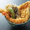 てんぷら石原 - 料理写真:よくばり丼