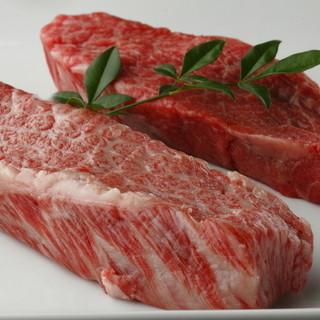 肉・魚ともに厳選した食材だけを使っております