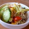サンサーラ - 料理写真:サラダ 色々入ってて美味しいです