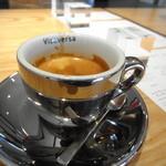 オモテサンドウコーヒー - エスプレッソ ドッピオ 350円