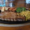 ステーキもーもー亭(牛牛) - 料理写真:ポークソテー(1000円)