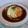 レストラン ラ・カンティーナ - 料理写真:ランチバッフェですが、オムライスが付いてきます。
