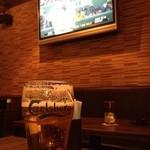 ROAD HOUSE DINING BEER BAR - WBCと大好きなカールスバーグ! ハッピーアワーで200円引き*