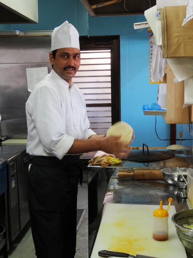 インド料理レストラン ムナ
