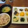 百菜 旬 - 料理写真:暫くすると私の注文した百菜膳は980円が運ばれてきました。