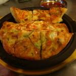韓豚屋 - タップリ葱と柔らか豚のチヂミ