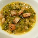 17800142 - 白インゲン豆と野菜のスープ